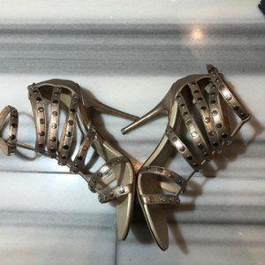 Monique Lhuillier Delphine High Heels Sandals
